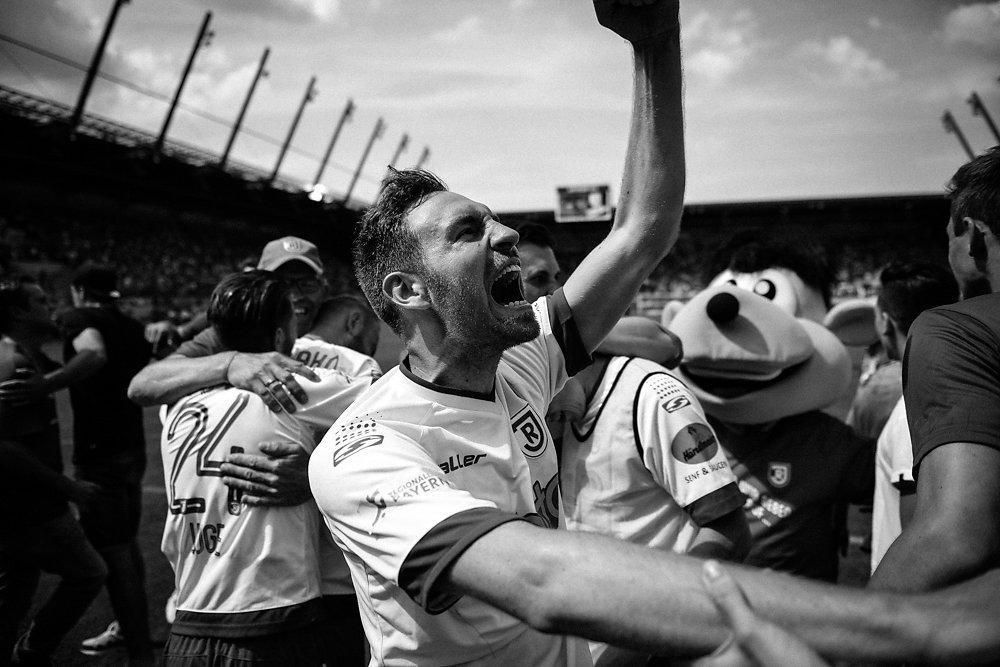 SSV JAHN REGENSBURG // Relegationsspiel