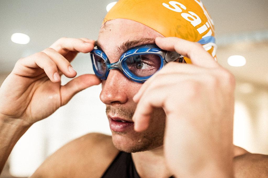 Ein Tag im Leben von Profi Triathlet Sebastian Neef