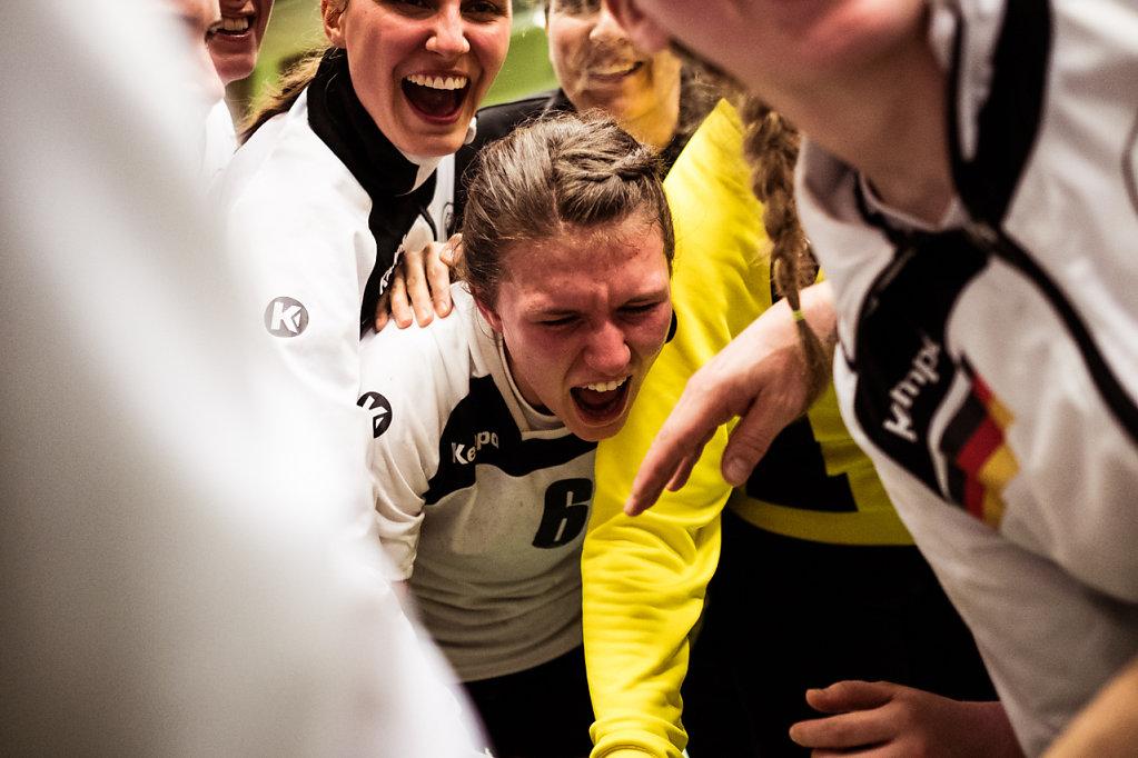 DHB // U19 Länderspiel Deutschland - Polen